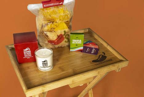 Restaurant-Branded Home Goods