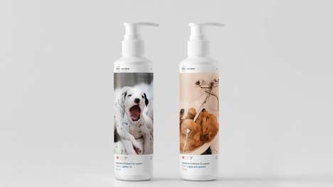 Social Media-Inspired Pet Shampoos