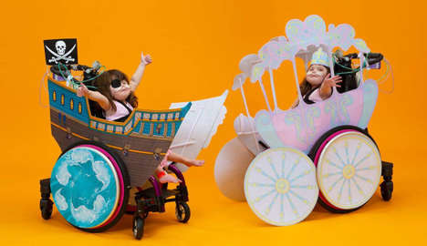 Inclusive Wheelchair Costumes