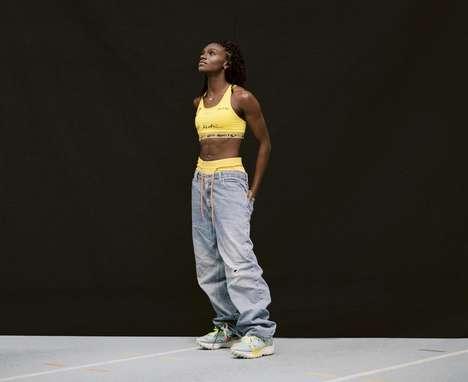 Streetwear-Informed Vibrant Sportswear