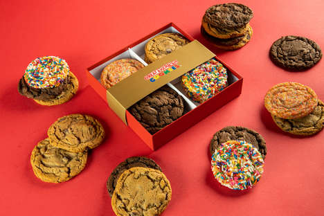 Freshly Baked Cookie Boxes