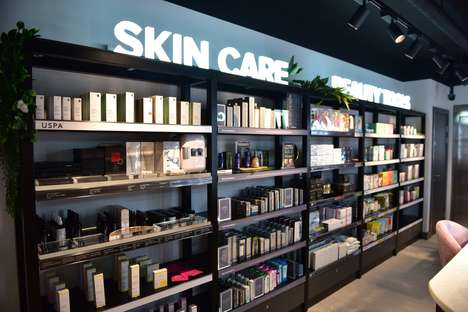 Beauty Brand Mega-Stores