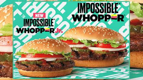 Plant-Based Burger Trios