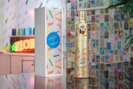 Italian Fashion Brand Vodkas