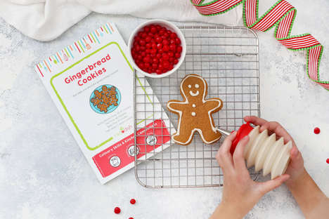 Festive Kid-Friendly Cooking Kits