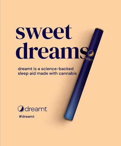 Cannabis-Inspired Sleeping Aids