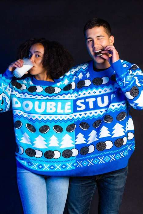 Two-Person Christmas Sweaters