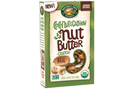 Crunchy Nut Butter Cereals