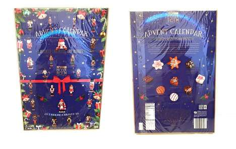 European Chocolate Holiday Calendars