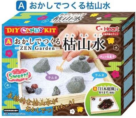Zen DIY Candy Kits