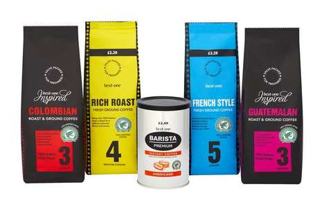 Premium Wholesale Retailer Coffees