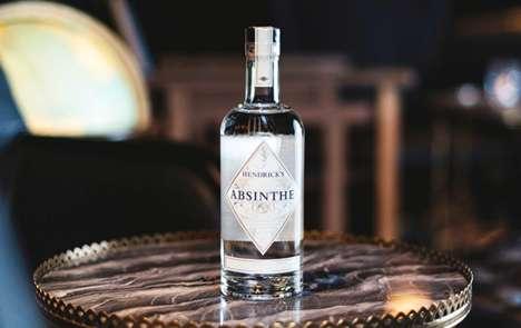 Contemporary Absinthe Spirits