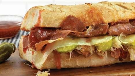 Plant-Based Deli Sandwiches