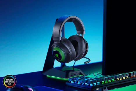 Sound-Optimized Gaming Headsets