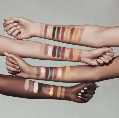 Makeup Artist Eyeshadow Collaborations