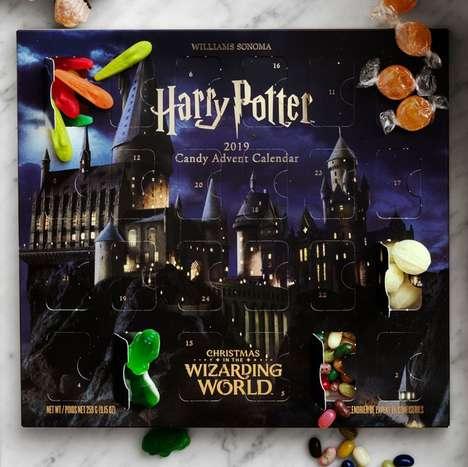 Wizard-Themed Advent Calendars