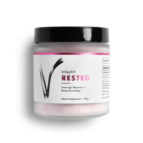 Restorative Recovery Sleep Aids