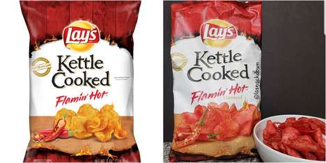 Ultra-Spicy Kettle Chips