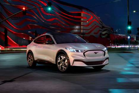 Electric Crossover SUV Designs