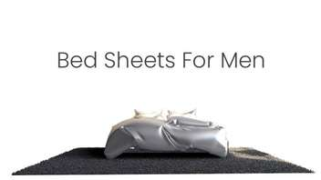 Luxury Silver-Infused Bed Sheets