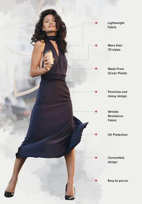 Interchangeable Eco-Friendly Dresses