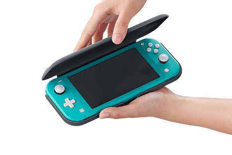 Screen-Protecting Mobile Gaming Cases