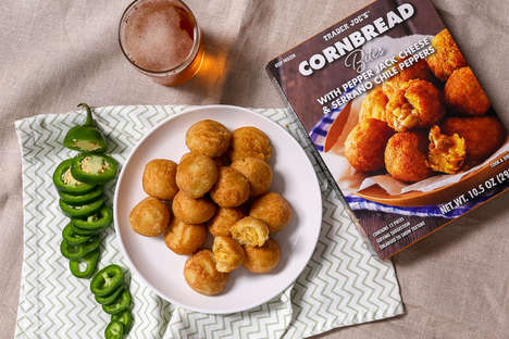 Bite-Sized Cornbread Snacks
