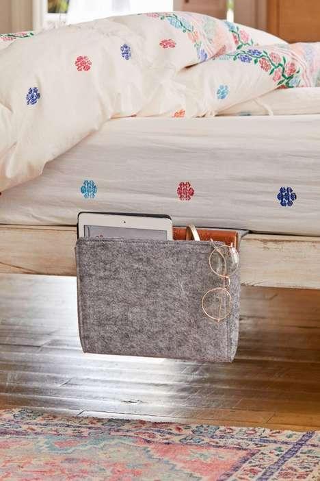 Modular Bedside Storage Caddies