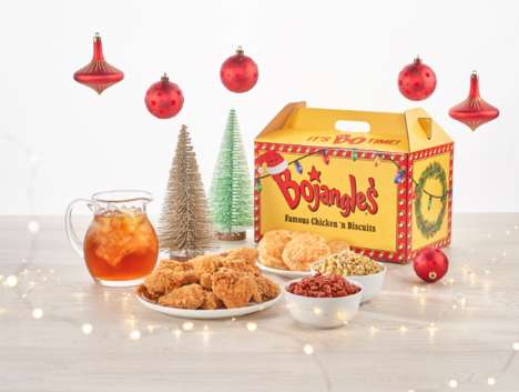 Holiday-Themed Meal Boxes