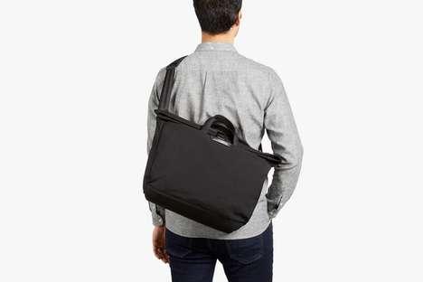 Gear-Organizing Messenger Bags