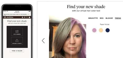 AR Hair Color Generators