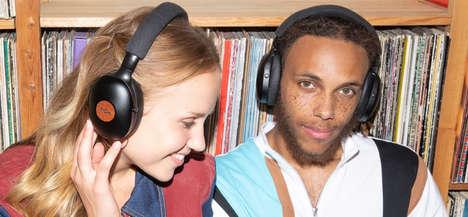 Eco-Friendly Audio Accessories