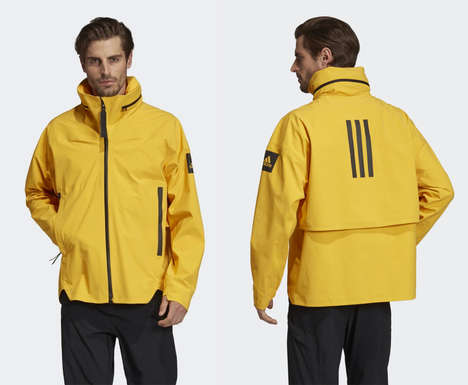 Breathable Rain-Ready Jackets