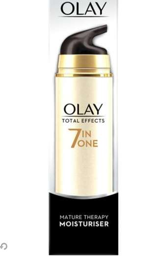 Seven-in-One Mature Therapy Moisturizers