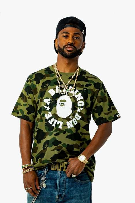 Rapper Collaborative Streetwear