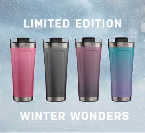 Durable Stainless Steel Tumblers