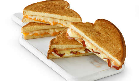 Made-to-Order Cheese Sandwiches