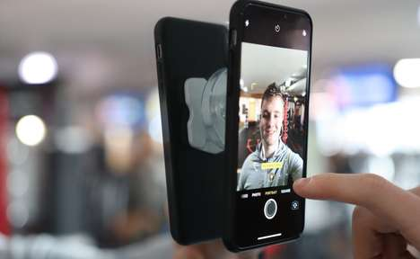 Interchangeable Smartphone Accessories