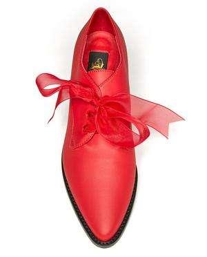 Apple Leather Footwear