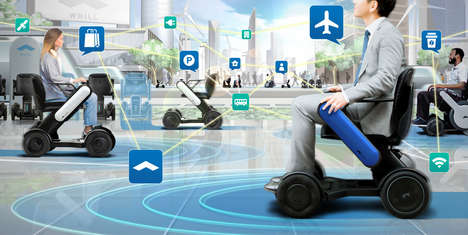 Airport Accessibility Vehicles