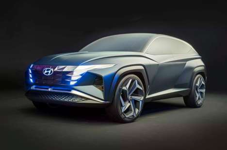 Sleek Concept SUVs