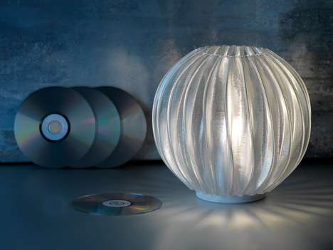 Eco-Friendly Printed Lamps