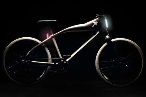 Facial Recognition Electric Bikes
