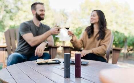Wireless Technology Wine Decanters