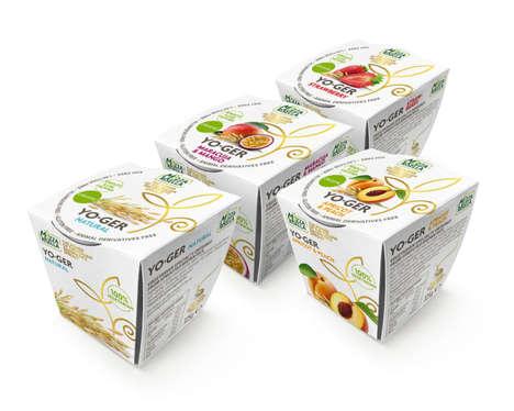 Rice-Based Yogurt Alternatives