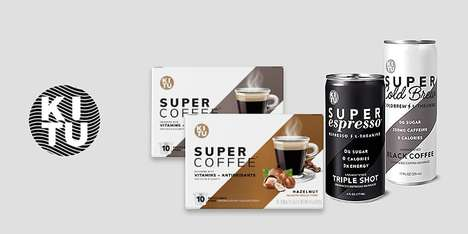 Unsweetened Canned Cold Brews
