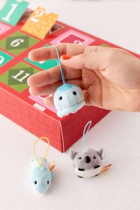 Hybrid Toy Advent Calendars