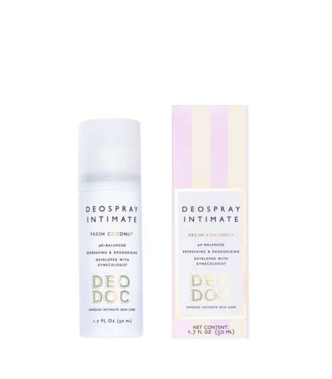 pH-Balanced Intimate Mists