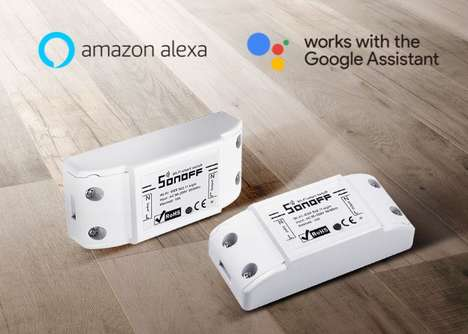 Low-Cost Home Automation Switches