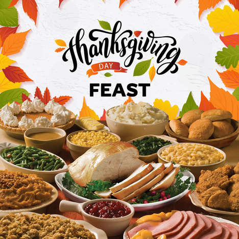 In-Store Thanksgiving Meals
